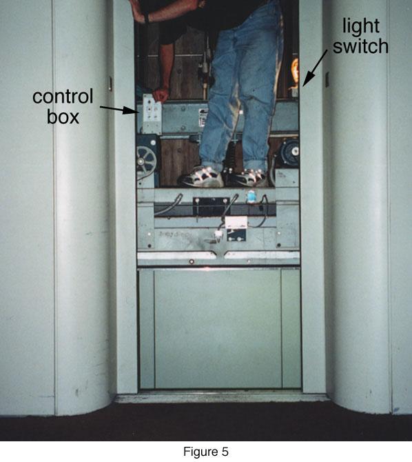 Urban Exploring Techniques Elevator Surfing